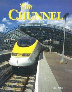 The Eurostar underwater from Paris to London and back!  Chunnel --crosses under the English Channel from Paris to England