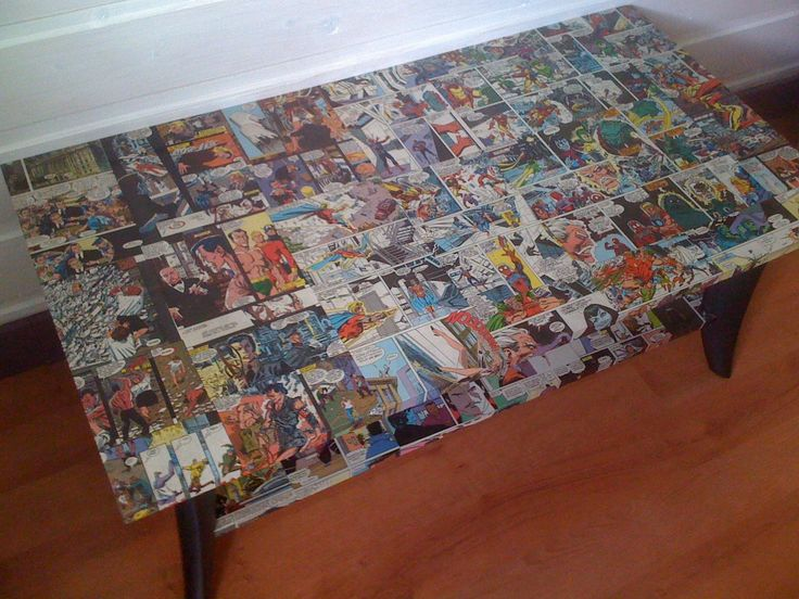 25 best ideas about bd marvel on pinterest dc comics art heros comics and - Table basse multicolore ...