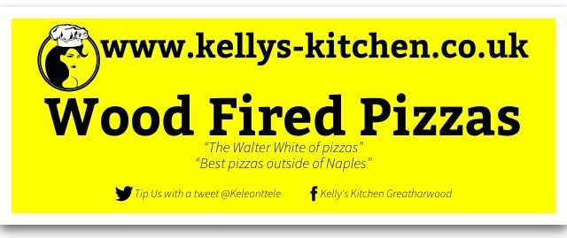 Kelly's Wood Fired Pizza's - proud sponsors of our What's On 4 Me 2014 Awards! @Keleonttele
