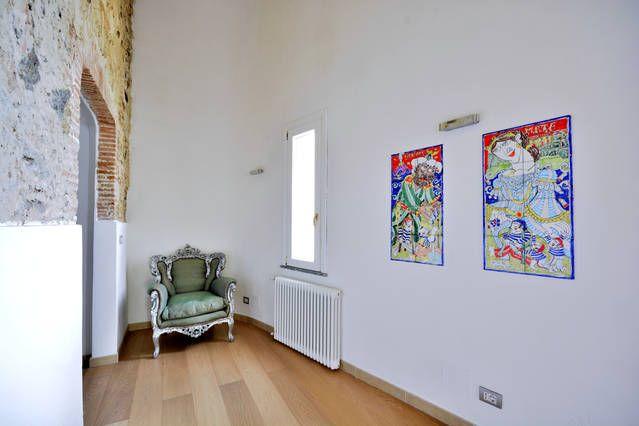 Palazzo Pizzo Residence interior (holiday rental via airbnb)