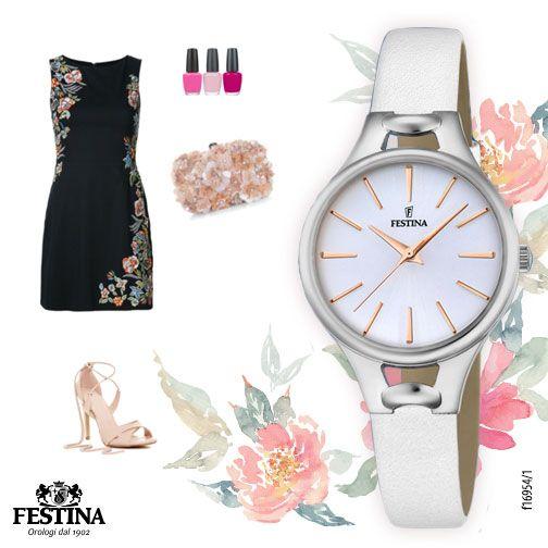 Flower power, colori e stampe e un orologio minimal-chic perfetto per ogni look
