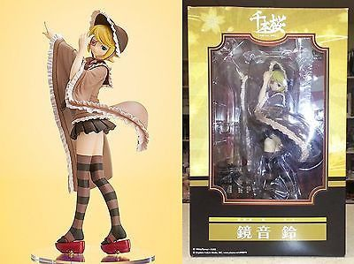 Senbonzakura Rin Kagamine PVC Figure Vocaloid 1/8 Scale Freeing Authentic New