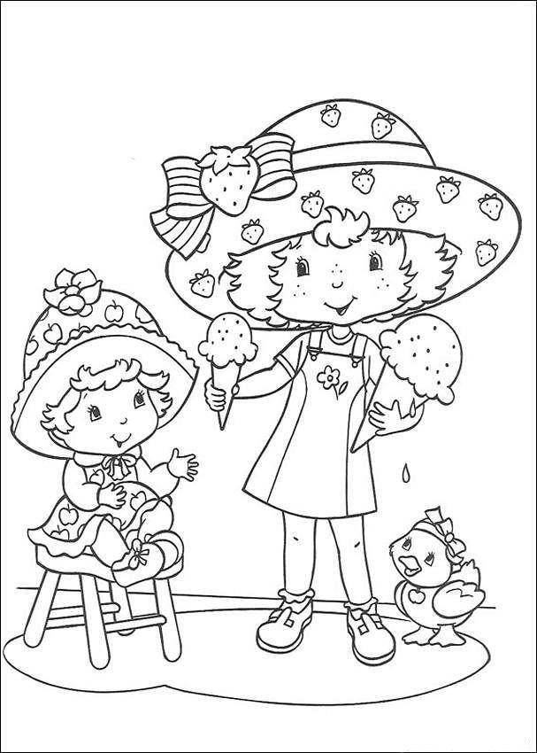 12 besten Strawberry Shortcake Bilder auf Pinterest | Emily erdbeer ...