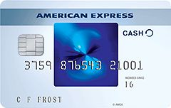 Blue Cash Everyday® - Cash Back Rewards Credit Card from American Express