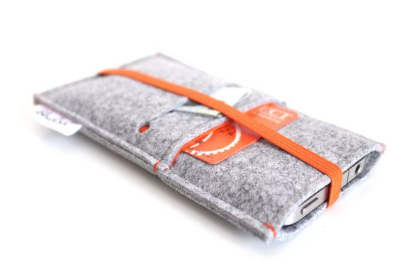 iPhone 5 Sleeve / iPhone 44S Sleeve / Samsung S4 Sleeve/ by Bholsa, $19.00