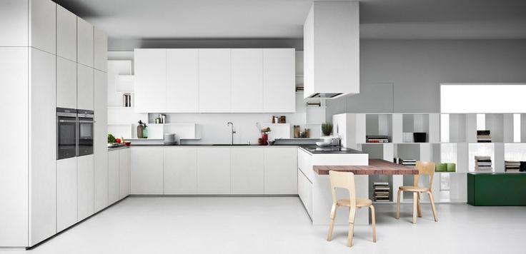 La nuova LineK utilizza superfici in resina di cemento, un nuovo prodotto di eccellente qualità realizzato nel rispetto dell'ambiente con monocomponenti a base d'acqua