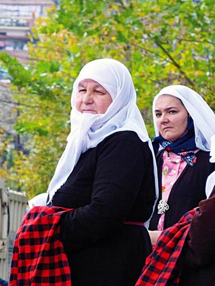 Muslims Villages Xanthi