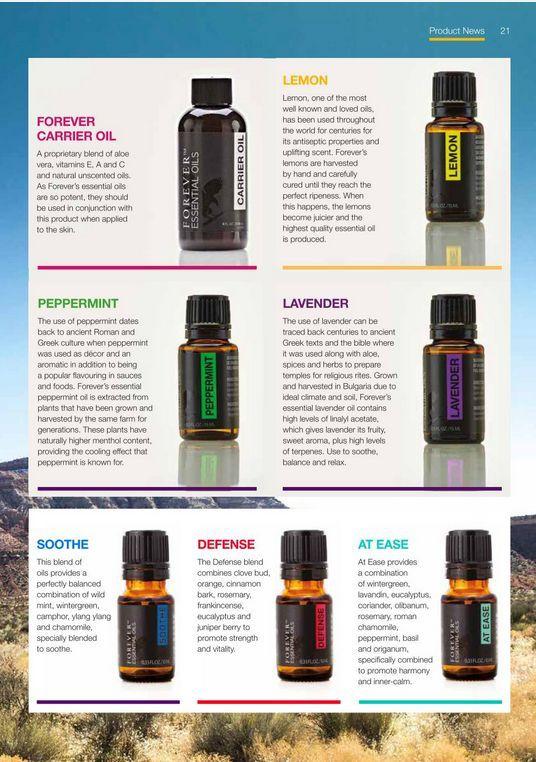 Forever essential oils http://myaloevera.se/johanbystrom/sv/shop/category/doft                                                                                                                                                                                 More