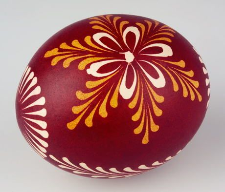 South Bohemian Easter eggs