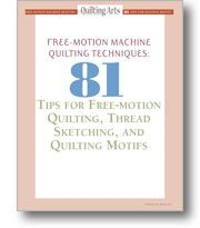 Link to all free eBooks on Interweave Machine Quilting