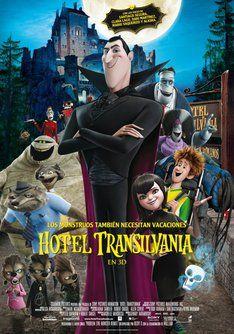 """Tráiler de """"Hotel Transilvania"""". Información, sinópsis y ficha técnica de la película #movies #films #peliculas"""