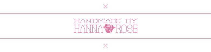HandmadeByHannaRose on Etsy