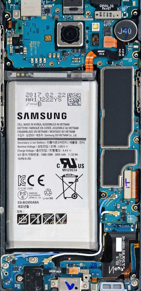 S8 Internals Hd In 2019 O Samsung Galaxy Wallpaper Samsung