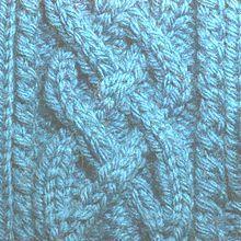 List of knitting stitches - Wikipedia