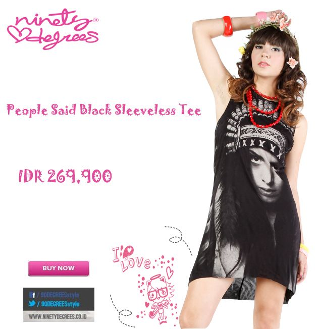 Feeling trendy try this on Girls will great on you IDR 269,900 >> http://ow.ly/vn3Y7