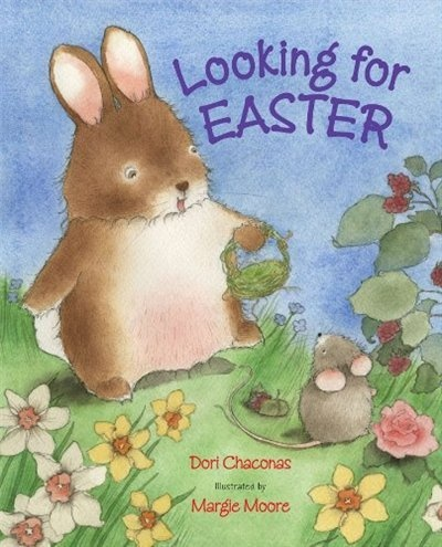"Little Bunny can sense something new in the air, and it smells like sunshine and warm breezes. ""It smells like Easter!"" his friends tell him. But Little Bunny wonders: what is Easter? So he sets out through the forest on an early spring day to find out... This sweet, simple story by Dori Chaconas conveys the spirit of the season through nature, while Margie Moore's gentle, detailed watercolors reveal the new life of springtime."