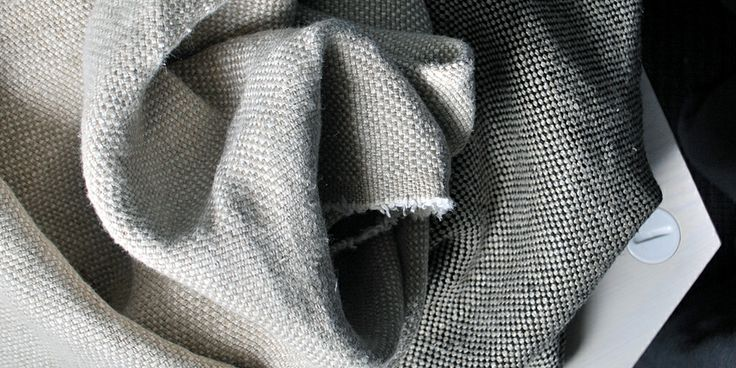 Barocco from Astrid is thick washed linen fabric suitable for upholstery, cushions. Could also be nice for really heavy curtains.