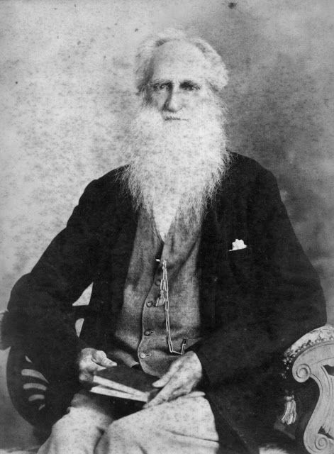 Portrait of Thomas Woolley