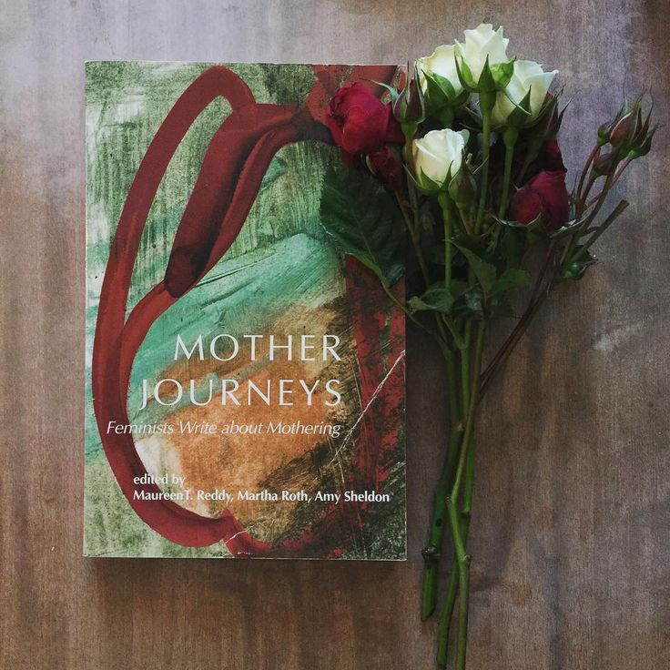 """Our intention is to honor the voice of the #feminist #mother , the mother who criticizes the status quo and who does not want to turn her children into new little patriarchal replicants."" - from 'Mother Journeys: Feminists Write About Mothering,' edited by Maureen T. Reddy, Martha Roth, and Amy Sheldon."