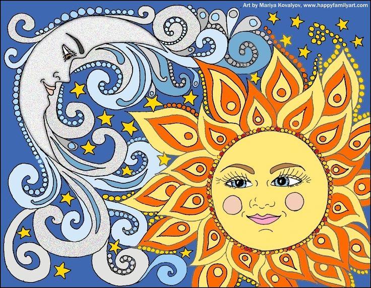 Art by Mariya Kovalyov, www.happyfamilyart.com