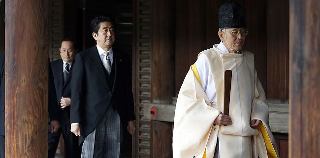 Abe's Yasukuni Shrine visit: A diplomatic slip-up or part of the plan