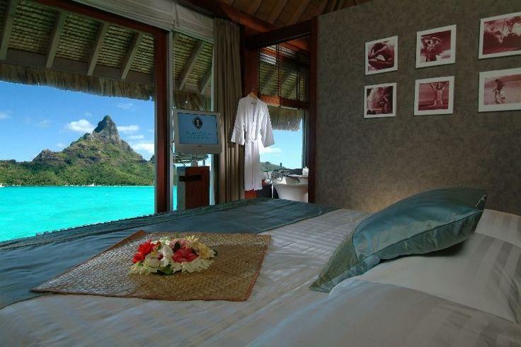 Bora Bora ...
