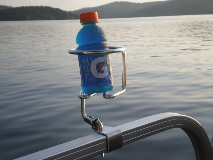 another cool idea for boat drink holders - BOAT DRINKS!