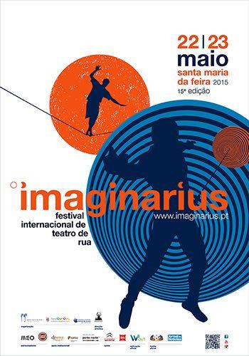 Mais é mês de Imaginar(ius)... Em Santa Maria da Feira: http://imaginarius.pt/