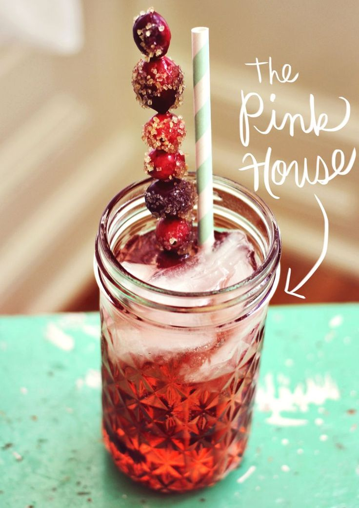 66 best images about holiday cocktails on pinterest for Pink cocktails with vodka