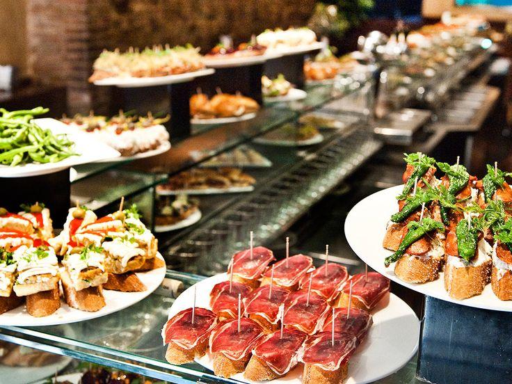 Sagardi, pinchos and tapas tour - Barcelona - Spanish food - Authentic tapas tour - Spain - Holiday planning - Guide Go