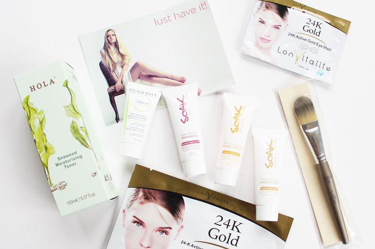 LUST HAVE IT | Women's Beauty Box May '15 - Unboxing + Initial Thoughts - Hola, Bioderma, Lonvitalite, Soak, Bloom Cosmetics - CassandraMyee