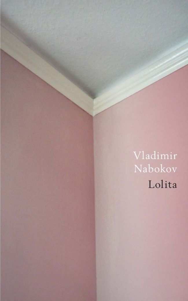 Symbolic image of story played out in a single room. Simple, solitary, and possibly haunting. The color of the walls would need to be white. I like the font and placement of title and author.