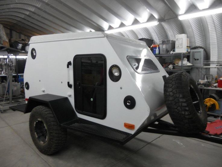 Skerfans New Shuttle Pod Trailer Build - Page 2 - Toyota FJ Cruiser Forum