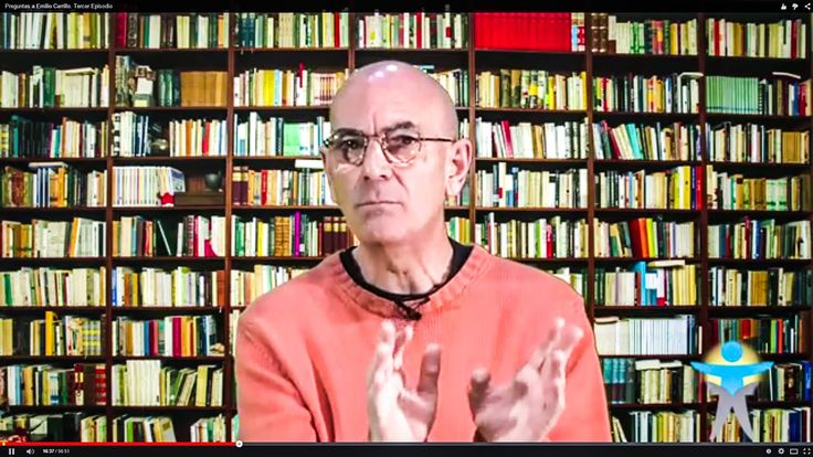 Preguntas a Emilio Carrillo. Tercer Episodio