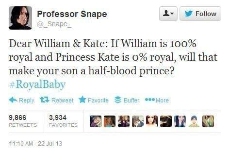 The Best Harry Potter Humor On Tumblr