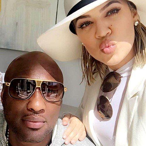 Clã Kardashian-Jenner celebra Páscoa ao lado de Lamar Odom