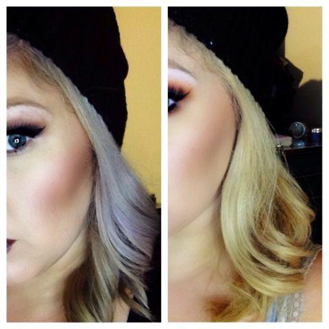 Nancy Power Makeup Artist: Bleach shampooing... How to!