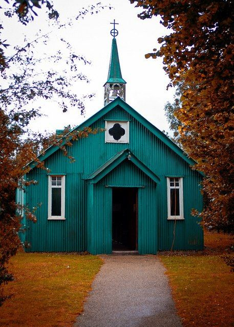 quaint little church building