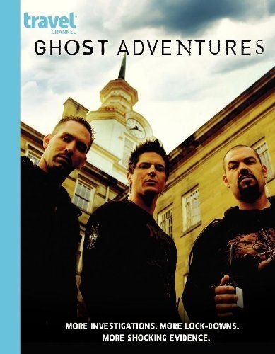 Ghost Adventures-So awesomely compelling and raw! I am definitely a believer now, no mistake!!