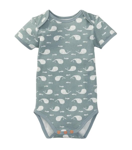 body bébé - coton biologique - HEMA