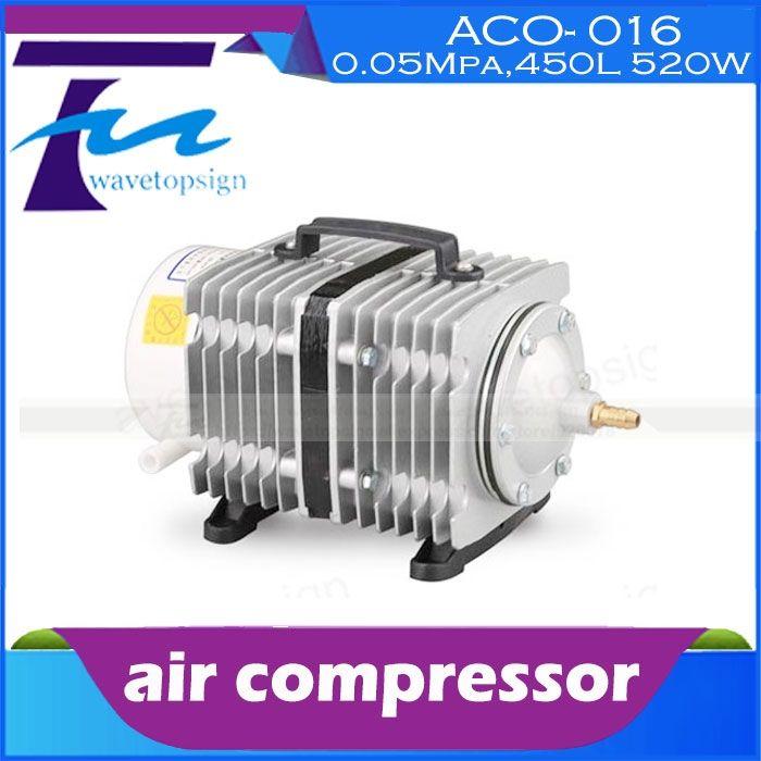 140.00$  Buy here  - Air Compressor ACO-016 0.05Mpa,450L/Min 520W 220v/50HZ 60HZ/Aquarium aeration pump / pond oxygen pump / High Power