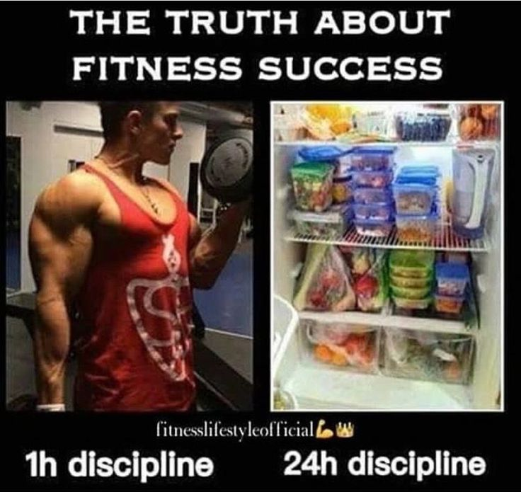 Fitness success More