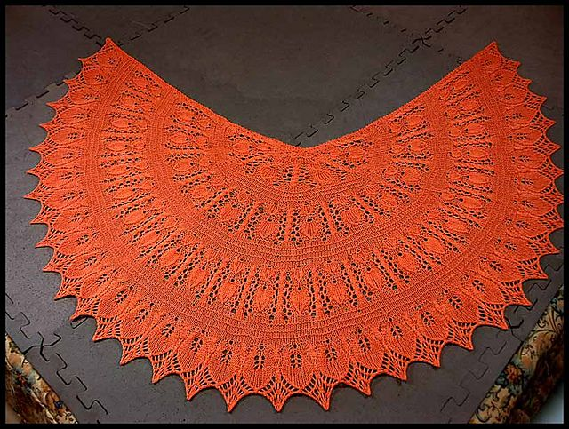 289 best images about My Knit & Crocheted Shawls on Pinterest Lace, Sha...