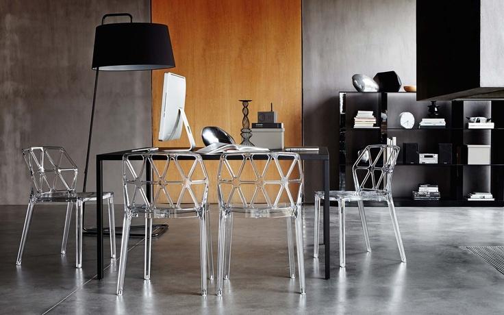 Calligaris Home Furnishing: Italian designed furniture. Available at MichaelKate Interiors & Art Gallery, 132 Santa Barbara St, Santa Barbara, CA | (805) 963-14111