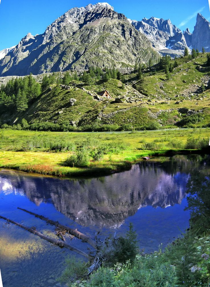 COURMAYEUR (Valle d'Aosta) - VAL VENY - - Italy   LAGO COMBAL 2012 - by Guido Tosatto