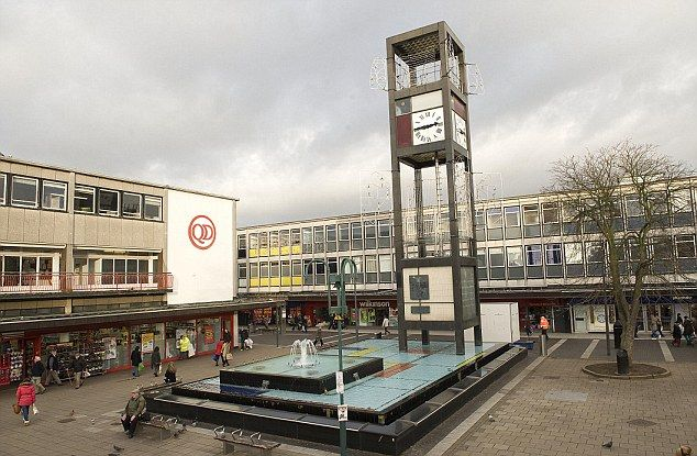 Development: The new towns would be similar to Stevenage, which saw a huge spike in popula...
