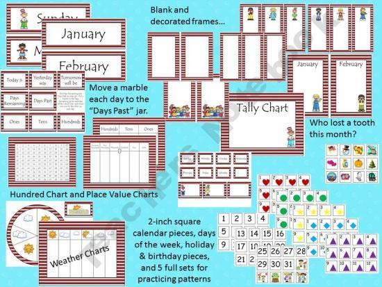 Calendar Ideas For Teachers : Free dr suess theme calendar from ella jane shop