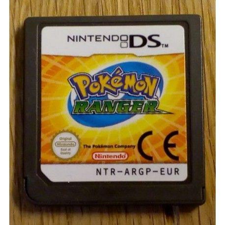 Nintendo DS: Pokemon Ranger (cartridge)