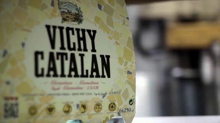 ¿Cómo nace tu Vichy Catalan? Descubre cómo llega hasta tu mano el vichy Catalan que tanto te gusta. Desde el manantial hasta tu boca...