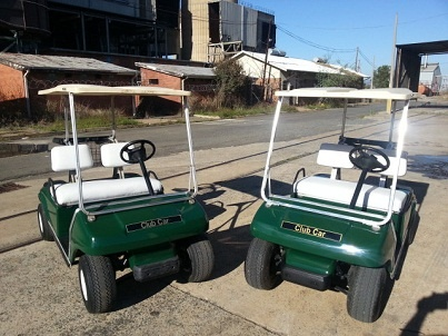 2 Clubcar Golfcarts for sale for R20000. http://www.junkmail.co.za/leisure/other-hobbies/kwazulu-natal/clubcar-golfcarts-gas-for-sale-x2-26727435